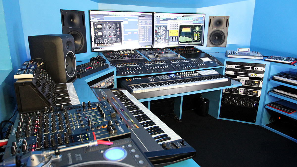 Studio di registrazione professionale, Mix e Mastering on line
