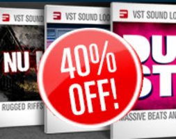 STEINBERG VST SOUND LOOP SETS - LIBRERIE DI SAMPLES