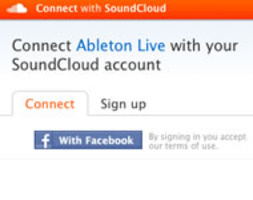 ABLETON LIVE 8.3 UPDATE - SOUNDCLOUD PRO