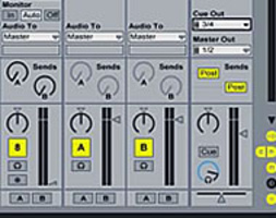 how to loop a clip ableton live 10 session