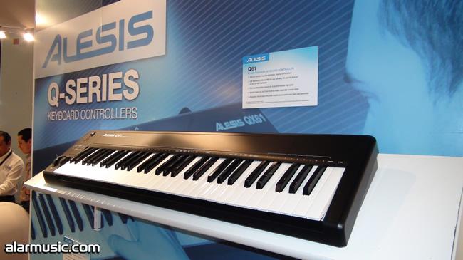 Alesis Q61  clavier maitre