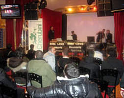 DJ ROAD SHOW BY CHERUBINI, ROMA. SEMINARI, WORKSHOP ESPOSIZIONE