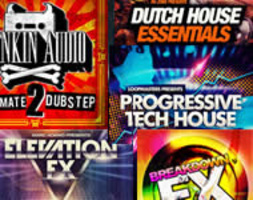 LOOPMASTERS SAMPLES, LOOP, SUONI, PATCH - AGOSTO 2012
