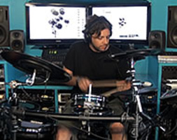 ALESIS DM8 PRO KIT - DEMO & VIDEO TUTORIAL A CURA DI NICK LAMBERTI