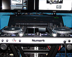 NUMARK iDJPRO REVIEW @ ALAR'S RECORDING STUDIO