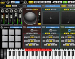 AKAI SYNTHSTATION APP VERSIONE 3: PERFORM