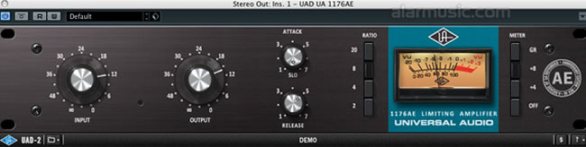 REV AE - 1176 CLASSIC LIMITER PLUG-IN COLLECTION
