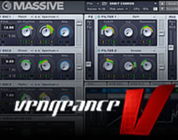 VENGEANCE DUBSTEP VOL.4 SOUNDSET PER NI MASSIVE