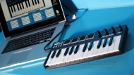 ALESIS Vmini UNPACKING & TUTORIAL IN DIRETTA FACEBOOK
