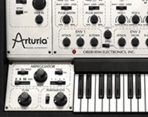 ARTURIA OBERHEIM SEM V