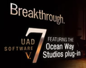 UNIVERSAL AUDIO UAD SOFTWARE VERSIONE 7
