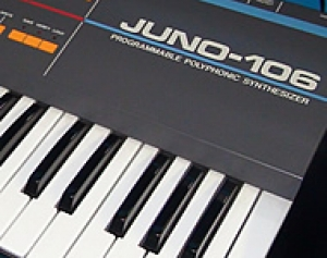 ROLAND JUNO-106 - SINTETIZZATORE ANALOGICO A TASTIERA