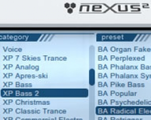 REFX NEXUS XP BASS 2