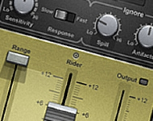 WAVES BASS RIDER  - PLUG-IN PER IL PROCESSING DEL BASSO