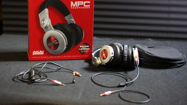 AKAI PROFESSIONAL MPC HEADPHONES CUFFIA PER LO STUDIO DI REGISTRAZIONE & PRODUCER