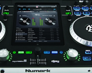 NUMARK iDJ PRO - CONTROLLER MIXER PROFESSIONALE PER iPad