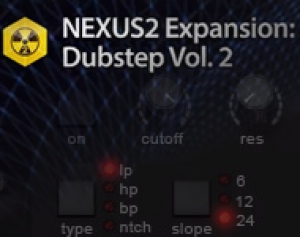 ReFX Nexus Dubstep Electro Volume 2