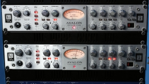 AVALON VT-737SP - PREAMP - EQ - OPTO-COMPRESSOR