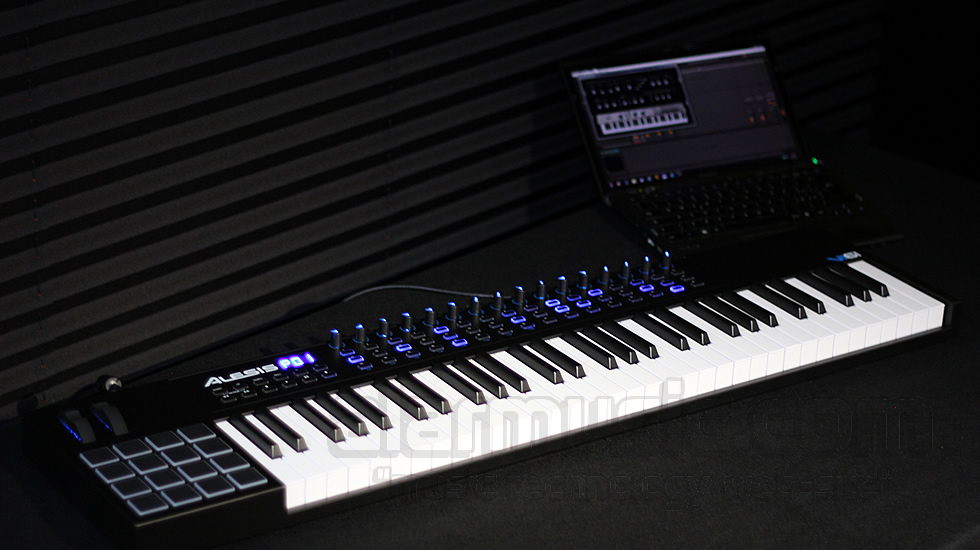 how to connect midi keyboard to cubase 5