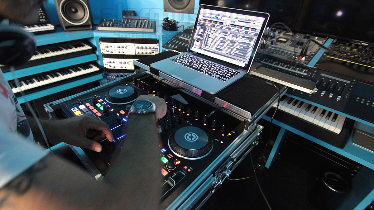 Lezioni individuali Native Instruments Traktor PRO