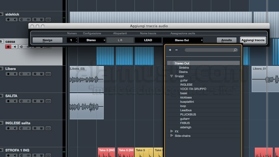 Click to enlarge image steinberg-cubase-85-assegnazione-out.jpg