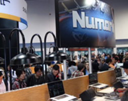 NUMARK AL WINTER NAMM 2013