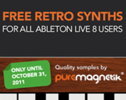 ABLETON LIVE RETRO SYNTHS FREE
