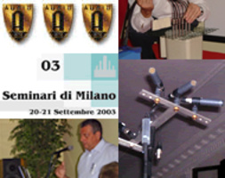 SEMINARI AES @ Top Audio & Video 2003