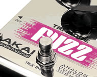 AKAI PRO ANALOG CUSTOM SHOP - Fuzz