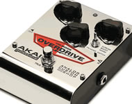 AKAI PRO ANALOG CUSTOM SHOP - DRIVE 3 overdrive