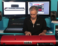 ANDREA BERTORELLI: KORG SV-1 DEMO VIDEO