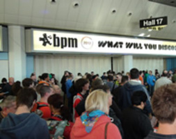 BPM SHOW 2012 @ THE NEC BIRMINGHAM UK