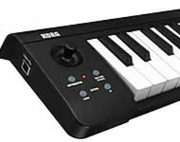 korg microkey 25 e microkey 61 tastiere usb midi con hub integrato alar 39 s recording studio. Black Bedroom Furniture Sets. Home Design Ideas