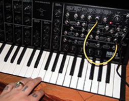 KORG MS-20 MINI, SYNTH ANALOGICO MONOFONICO, CON MIDI IN E USB AL WINTER NAMM 2012