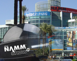 WINTER NAMM 2011 - ANAHEIM - CALIFORNIA: DJING, M.I., RECORDING STUDIO