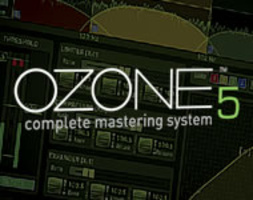iZotope Ozone 5 e iZotope Ozone 5 Advanced