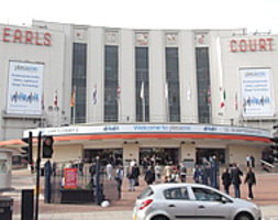 PLASA SHOW 2010, EARLS COURT, LONDON, UK - AUDIO PRO