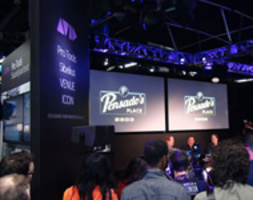 AVID TECHNOLOGY WINTER NAMM 2013 - PENSADO PLACE