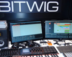 BITWIG STUDIO AL WINTER NAMM 2013