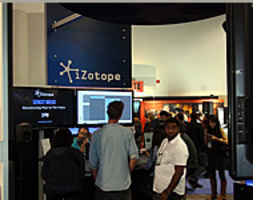 iZotope al Winter NAMM 2013