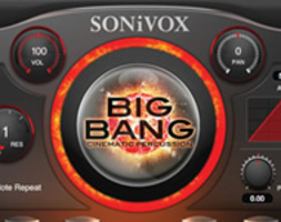 SONIVOX BIG Bang Cinematic 2.0