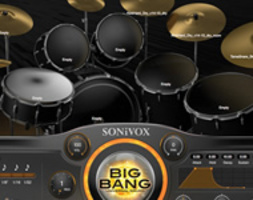 SONIVOX Big Bang Drums 2.0