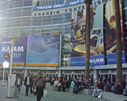 WINTER NAMM 2007 - ANAHEIM - CALIFORNIA - REPORTAGE