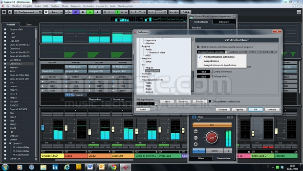 STEINBERG CUBASE 7.5.2 UPDATE PER WINDOWS E MACOS