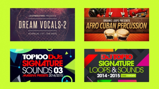 OP 10 DJ SIGNATURE LOOPS & SOUNDS, Top 100 DJs Signature Sounds Massive Presets Vol. 3, Dream vocals, Afro Cuban Percussion