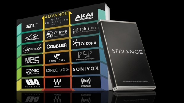 AIR MUSIC TECHNOLOGY ADVANCE MUSIC PRODUCTION SUITE