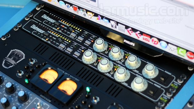 EMPIRICAL LABS DISTRESSOR EL8X-S DUE COMPRESSORI IN CONFIGURAZIONE STEREO