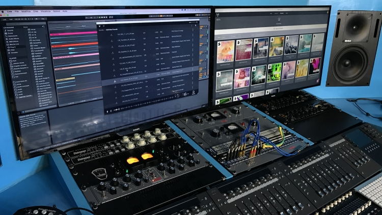 NOIIZ PIATTAFORMA SAMPLES E VST PRESET IN CLOUD PLUG-IN E WEB BASED PER PRODUCER