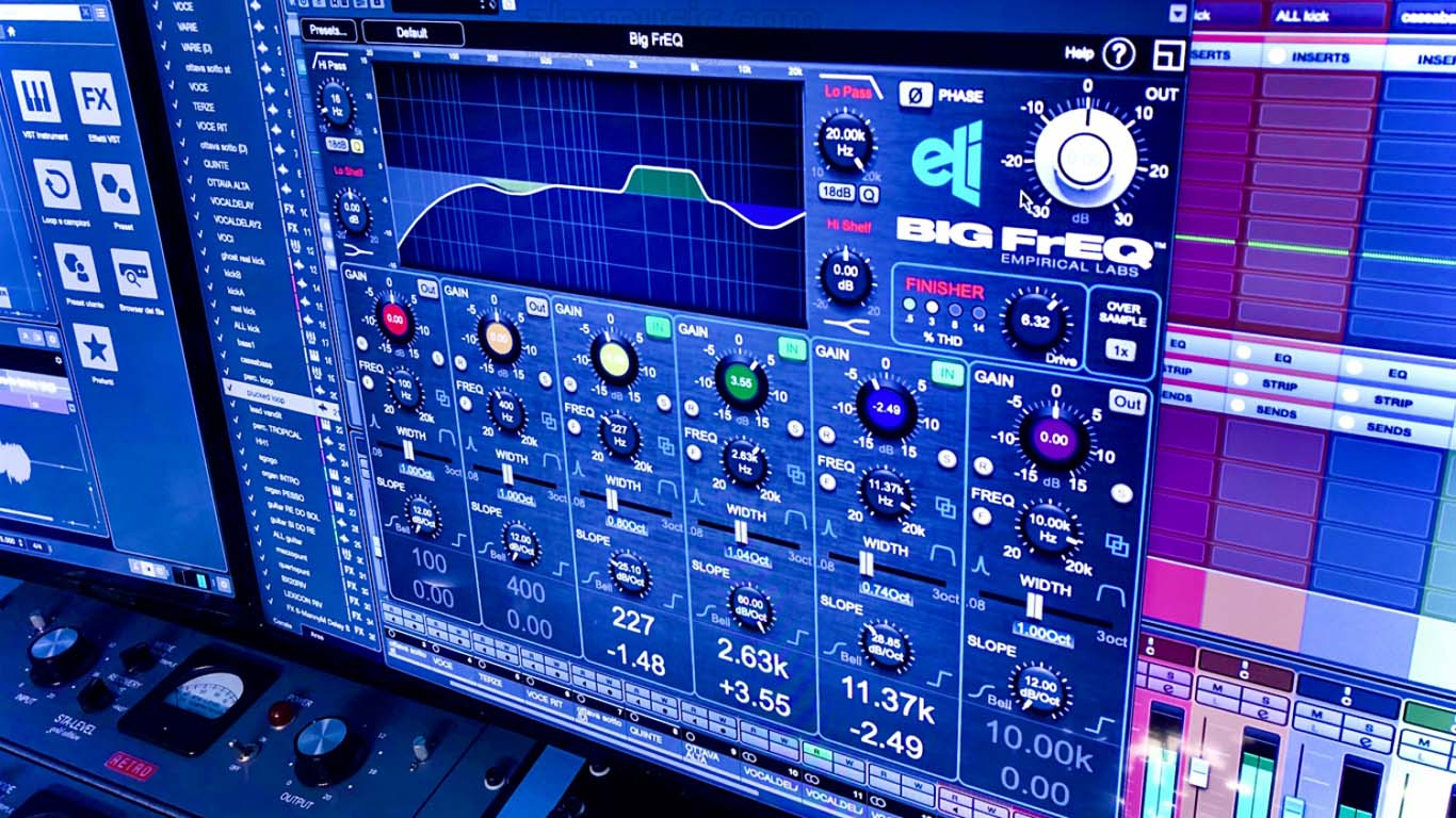 EMPIRICAL LABS BIGFREQ PLUG-IN