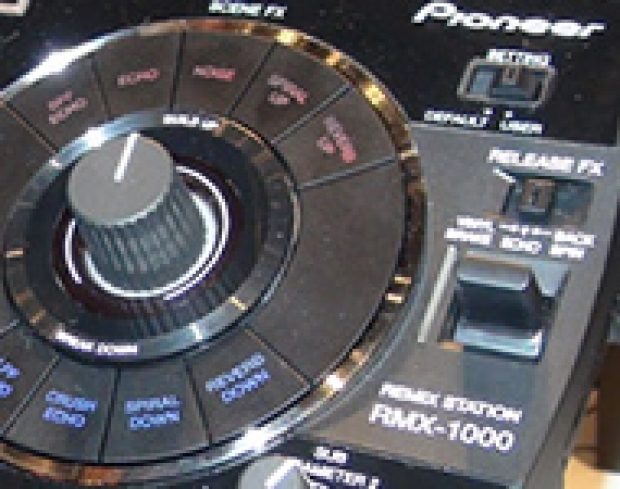 PIONEER RMX-1000 - MULTI EFFETTO HARDWARE E SOFTWARE